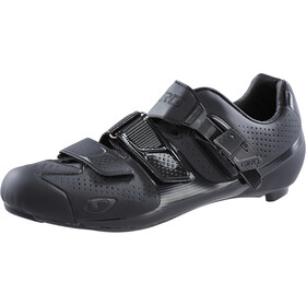 Giro Factor ACC Shoes Herre matt black/gloss black